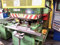 C Frame Hydraulic Press DUNKES HZS 250 1989-Photo 4