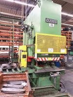C Frame Hydraulic Press DUNKES HZS 250 1989-Photo 5