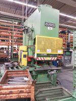 C Frame Hydraulic Press DUNKES HZS 250 1989-Photo 8