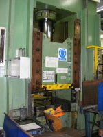 H Frame Hydraulic Press DUNKES HDS 250 1989-Photo 4