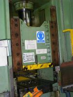 H Frame Hydraulic Press DUNKES HDS 250 1989-Photo 7