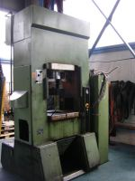 H Frame Hydraulic Press SCHOEN UTE 160