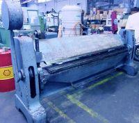 Folding Machines for sheet metal LOTZE HZ  25 / 3 1962-Photo 2