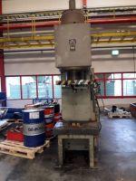 Prasa krawędziowa hydrauliczna WMW PYE 250
