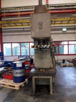 Hydraulic Press Brake WMW PYE 250