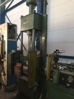 H Frame Hydraulic Press BRUNNHUBER HSP 50 AZ 5x5 1973-Photo 3