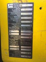 Prensa hidráulica tipo H HYDRAP HPDB 315 1982-Foto 7