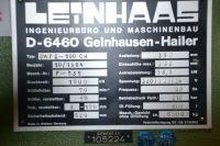 Eccentric Press LEINHAAS DWP 2-100 CH 1984-Photo 6