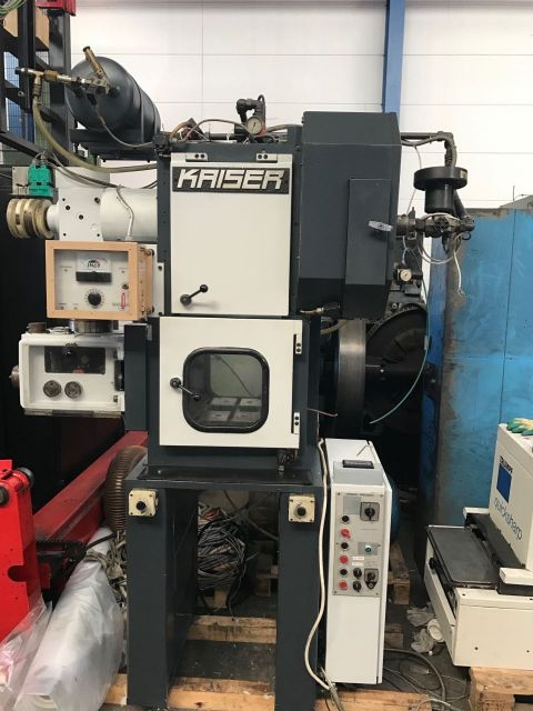 Eccentric Press KAISER KP 35 1986