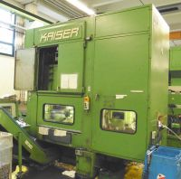 Eccentric Press KAISER V 125 WR 1990-Photo 2