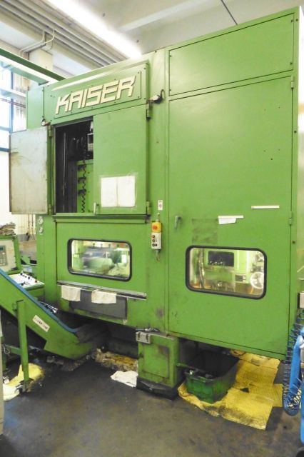 Eccentric Press KAISER V 125 WR 1990