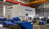 Eccentric Press SCHULER SP250-1.6-1.6 sn.84/20.5917