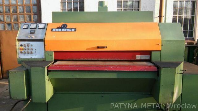 Szlifierka do płaszczyzn ERNST EG3/M 1400 2001