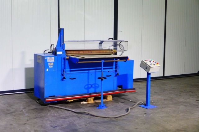 2 Roll Plate Bending Machine LISSE B 100/ 2.5 2000