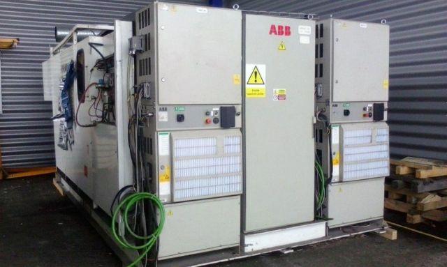 Robot spawalniczy ABB FlexArc IRBP 250R 2003
