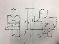CNC Vertical Machining Center CHIRON FZ 12 S 1993-Photo 5