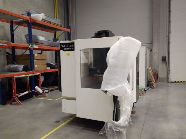 CNC Vertical Machining Center DMG DMU 50 Ecoline 2011