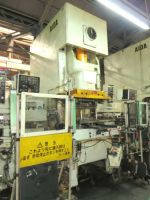 Eccentric Press AIDA JAPAN NC-1-150(2) 2000-Photo 2