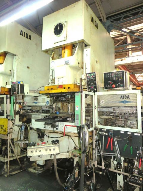 Eccentric Press AIDA JAPAN NC-1-150(2) 2000