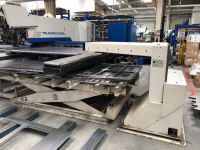 Punching Machine with Laser TRUMPF TRUMATIC 6000 L 2000-Photo 7