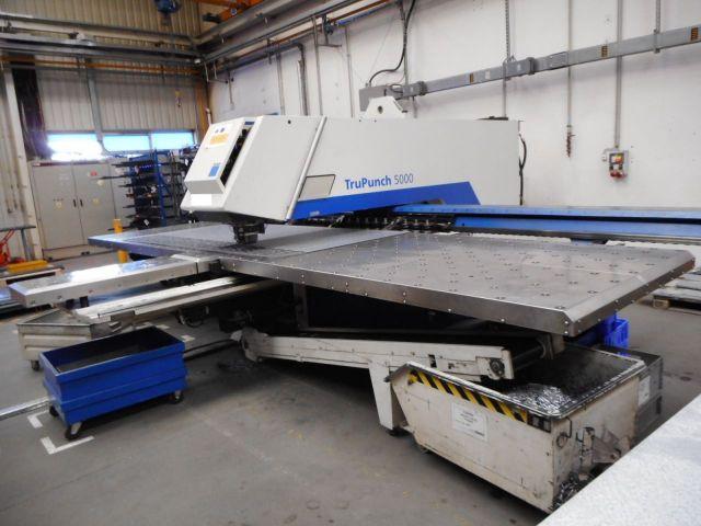 Punching Machine TRUMPF TruPunch 5000 2000