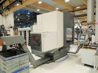 CNC Vertical Machining Center DMG DMU 70 V - 5 Achsen