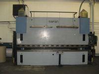 Prasa krawędziowa hydrauliczna CNC Safan CNCL 300/4300