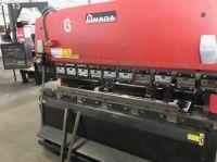 CNC Hydraulic Press Brake AMADA RG80 NC9EXII