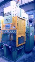 C Frame Hydraulic Press DUNKES HZS  100