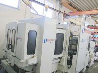 CNC Horizontal Machining Center MAKINO A 55 - Drehtisch - Fanuc