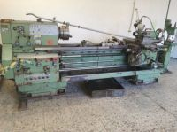 Universal Lathe TOS SU 50 A/1500 1985-Photo 2