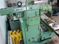 Universal Milling Machine LAGUN FU 1600 1990-Photo 3