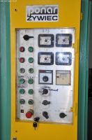 Prasa hydrauliczna bramowa Ponar-Żywiec PHM 160 D 1992-Zdjęcie 8