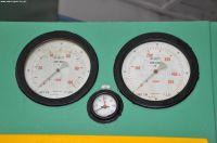 Prasa hydrauliczna bramowa Ponar-Żywiec PHM 160 D 1992-Zdjęcie 9
