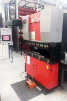 CNC Hydraulic Press Brake AMADA HFE M2 1270 x 50 T 2011-Photo 2