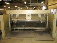 NC Hydraulic Guillotine Shear Safan HVR 310-8 TS 1999-Photo 4