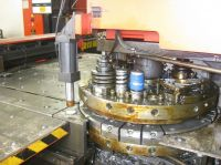 Punching Machine with Laser AMADA ARIES 245 1988-Photo 4