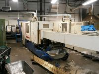 Multi Spindle Automatic Lathe ZPS MORI-SAY 620AC