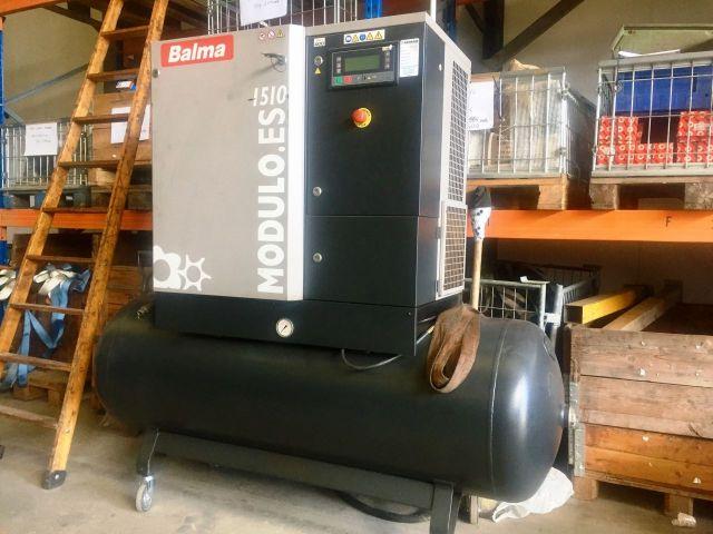 Skrutkový kompresor BALMA MODULO ES15.10 2001