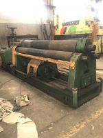3 Roll Plate Bending Machine GOYAR 2000