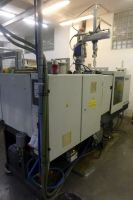 Plastics Injection Molding Machine DEMAG 350-120 1998-Photo 6