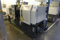 Plastics Injection Molding Machine DEMAG 350-120 1998-Photo 7