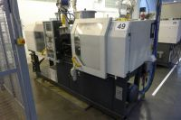 Plastics Injection Molding Machine DEMAG 350-120 1998-Photo 2