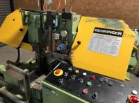 Band Saw Machine BEHRINGER HBP 260 A 1989-Photo 3