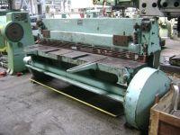 Mechanical Guillotine Shear STROJARNE PIESOK NTV 2000/4