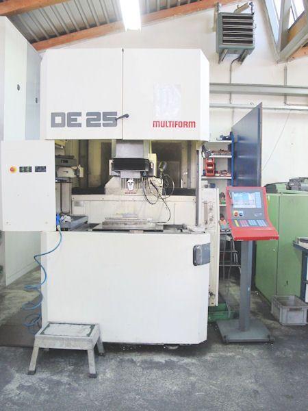 Elektrodrążarka wgłębna DECKEL-MULTIFORM DE 25 MF 5 1996