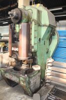 C Frame Hydraulic Press SMERAL LE 250A