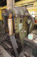 C Frame Hydraulic Press SMERAL LE 160 1969-Photo 2