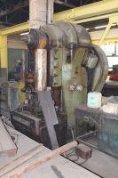 C Frame Hydraulic Press SMERAL LE 160 1969-Photo 3