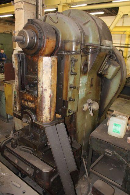 C Frame Hydraulic Press SMERAL LE 160 1969